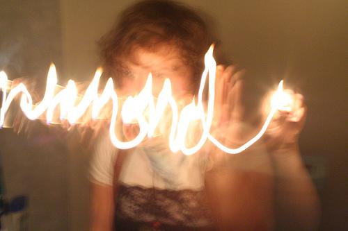sparkler write